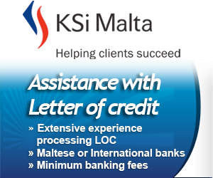 KSi Malta - Assistance with Latter of Credit